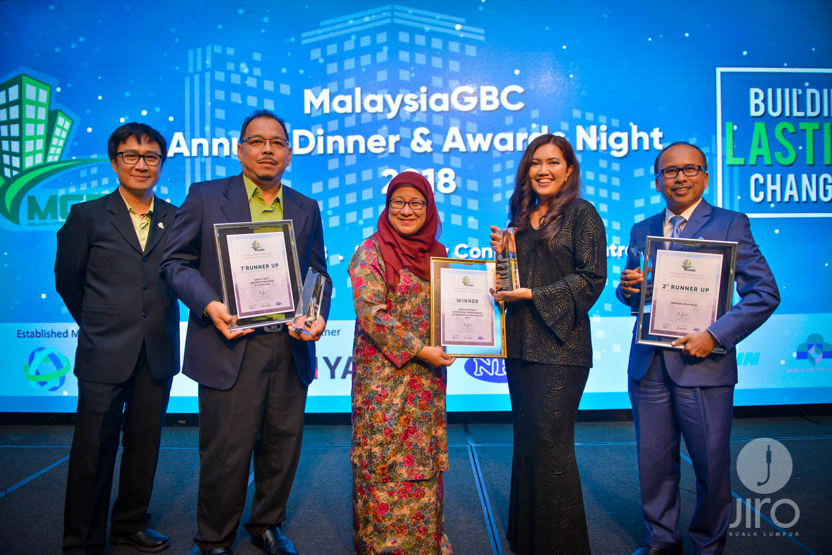 11 May 2018 : MalaysiaGBC Awards 2018 2
