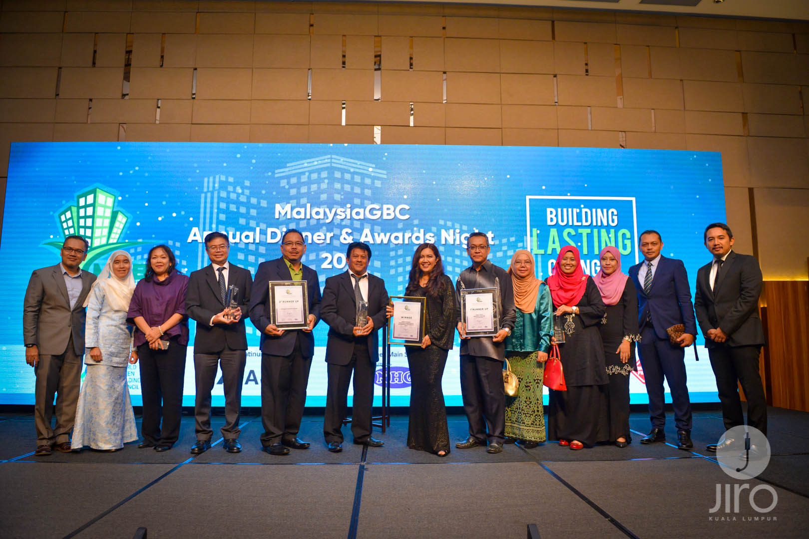 11 May 2018 : MalaysiaGBC Awards 2018 3