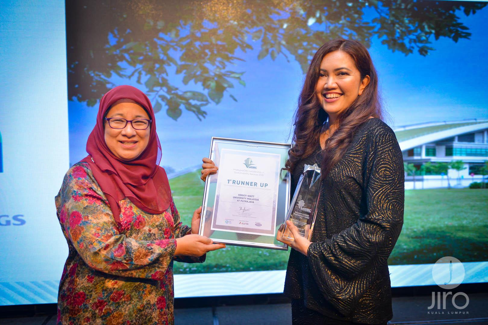 11 May 2018 : MalaysiaGBC Awards 2018 1