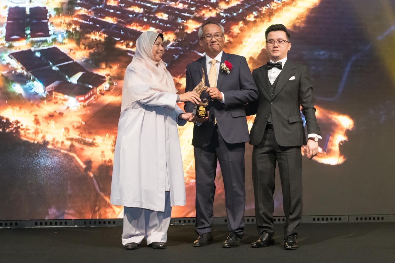 1 June 2018: Property Insights Prestigious Developer Award (PIPDA) 2018 3