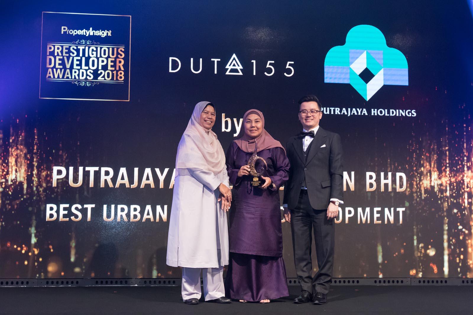 1 June 2018: Property Insights Prestigious Developer Award (PIPDA) 2018 4