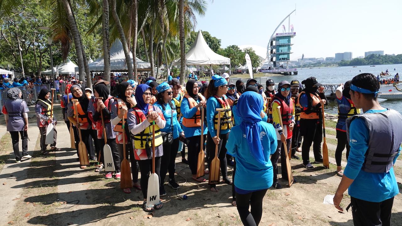 Putrajaya Oxygenation Boat Race 2019 1