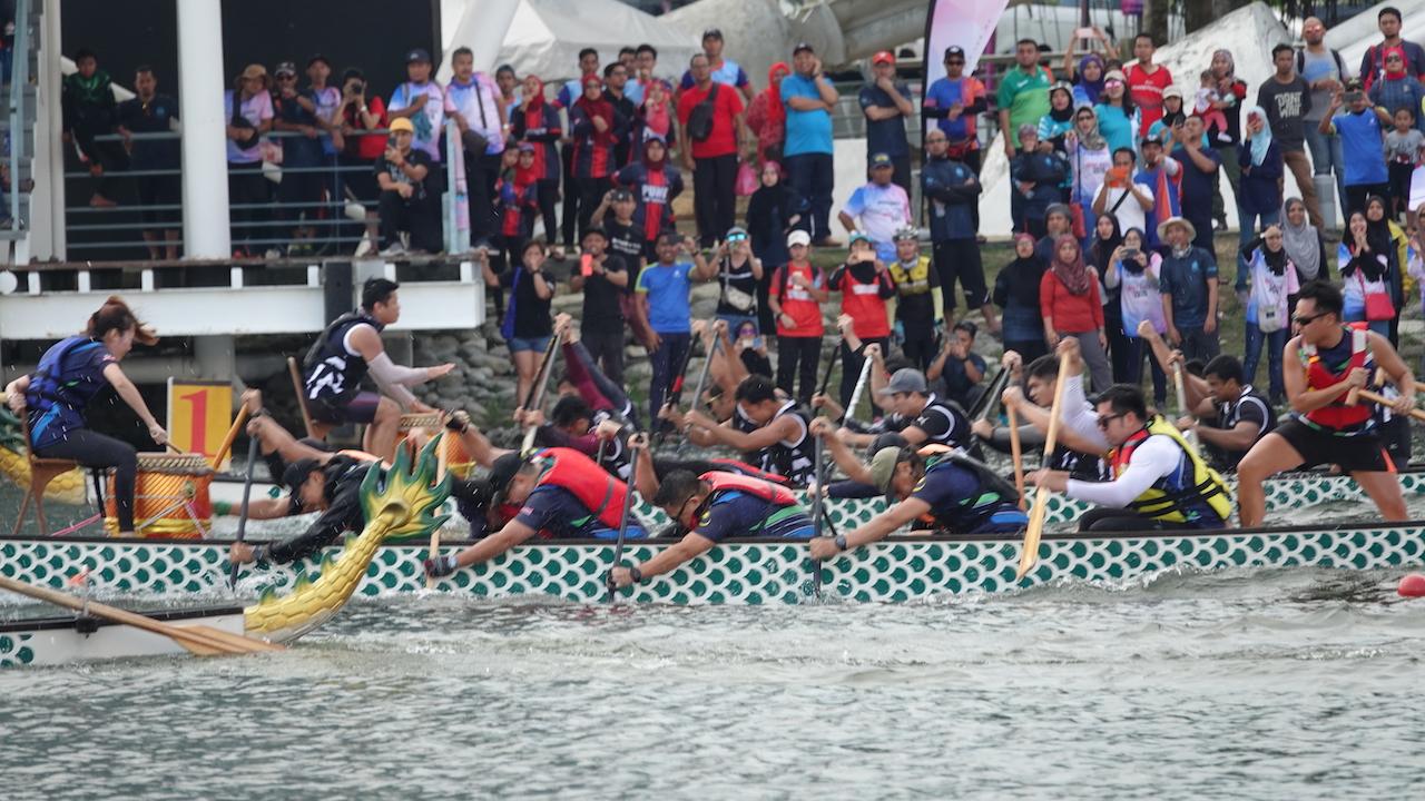 Putrajaya Oxygenation Boat Race 2019 7