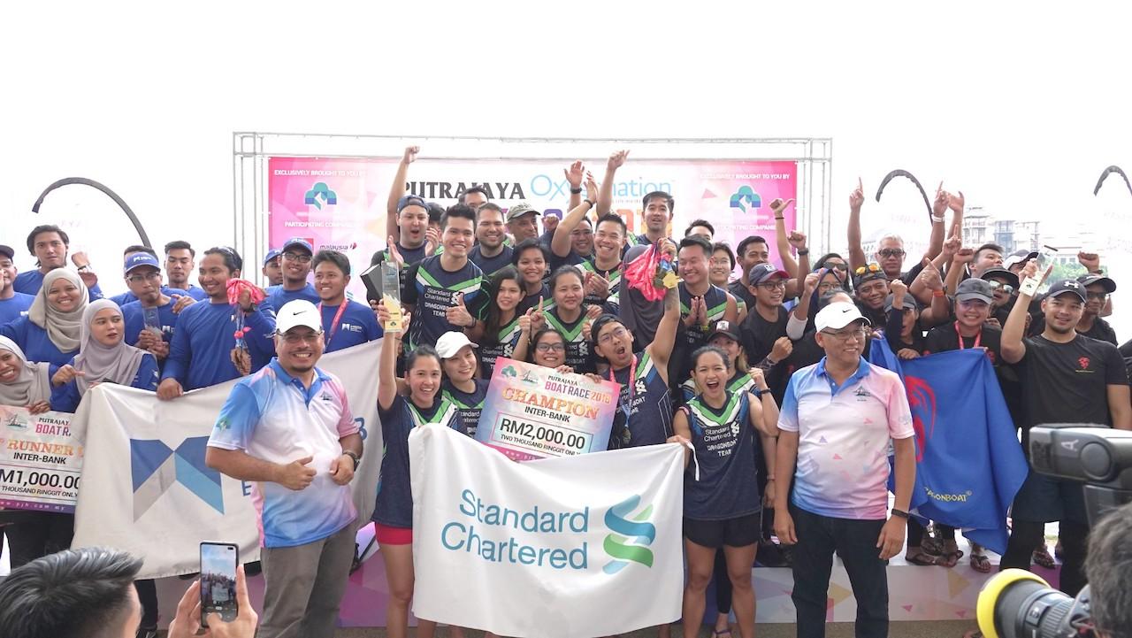 Putrajaya Oxygenation Boat Race 2019 9