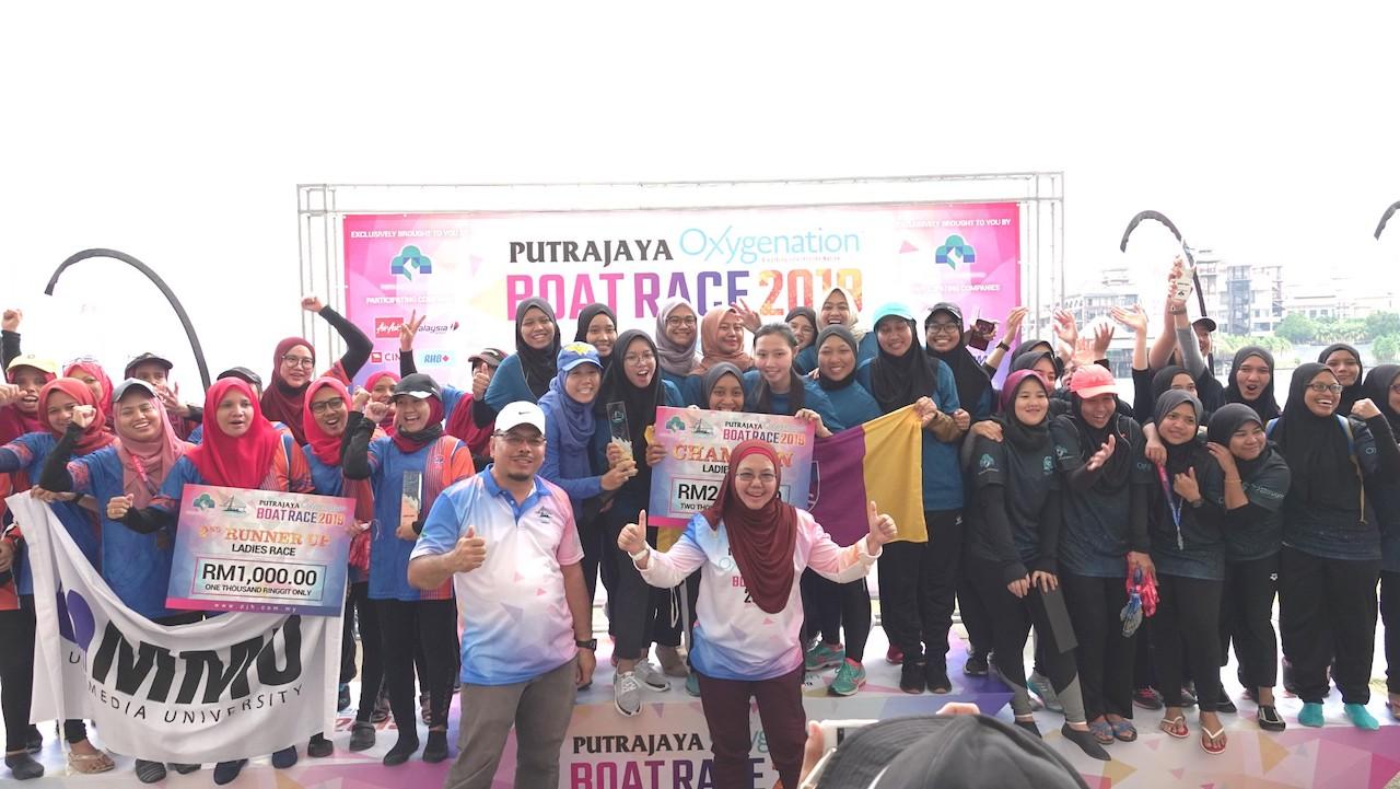 Putrajaya Oxygenation Boat Race 2019 10