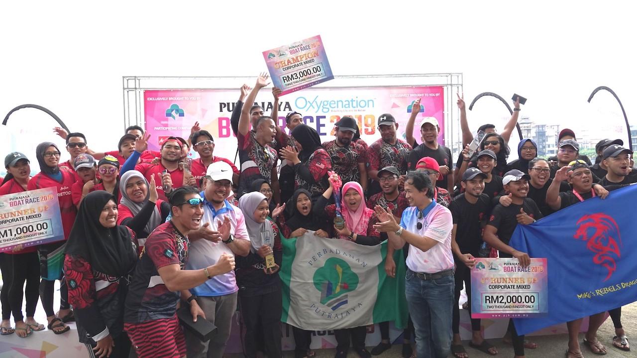 Putrajaya Oxygenation Boat Race 2019 11