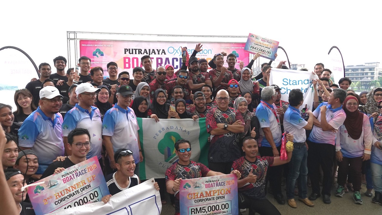 Putrajaya Oxygenation Boat Race 2019 12