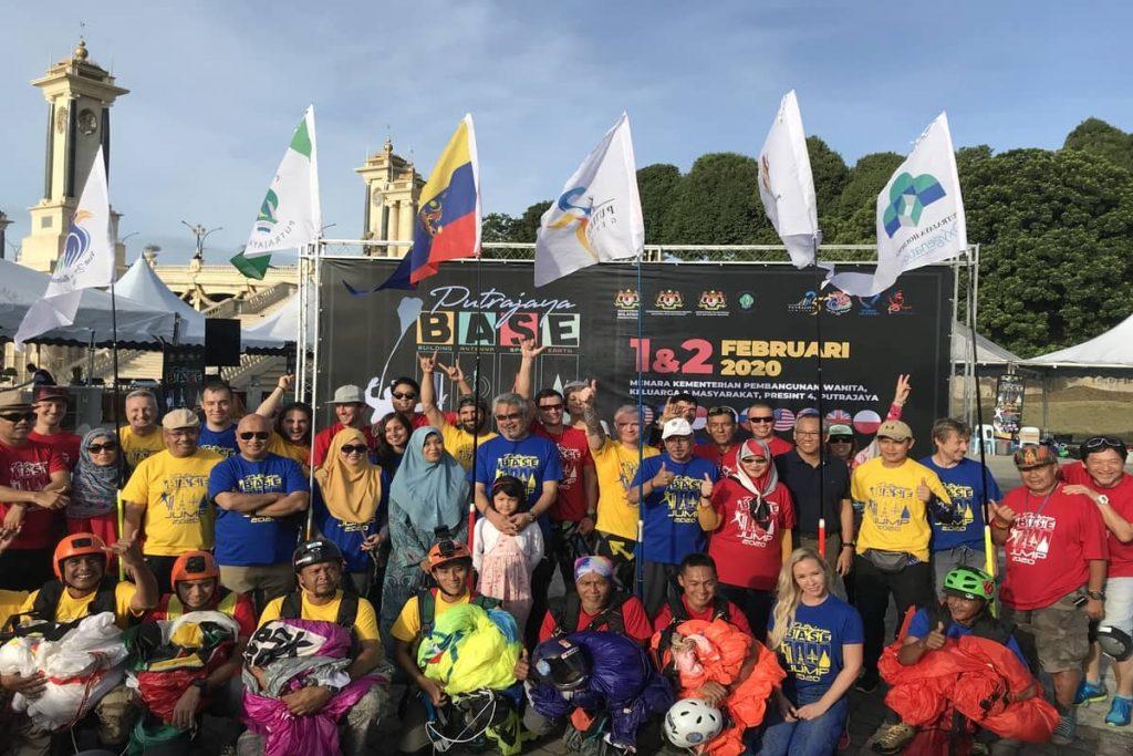 1 Feb 2020 Putrajaya Base Jump 5