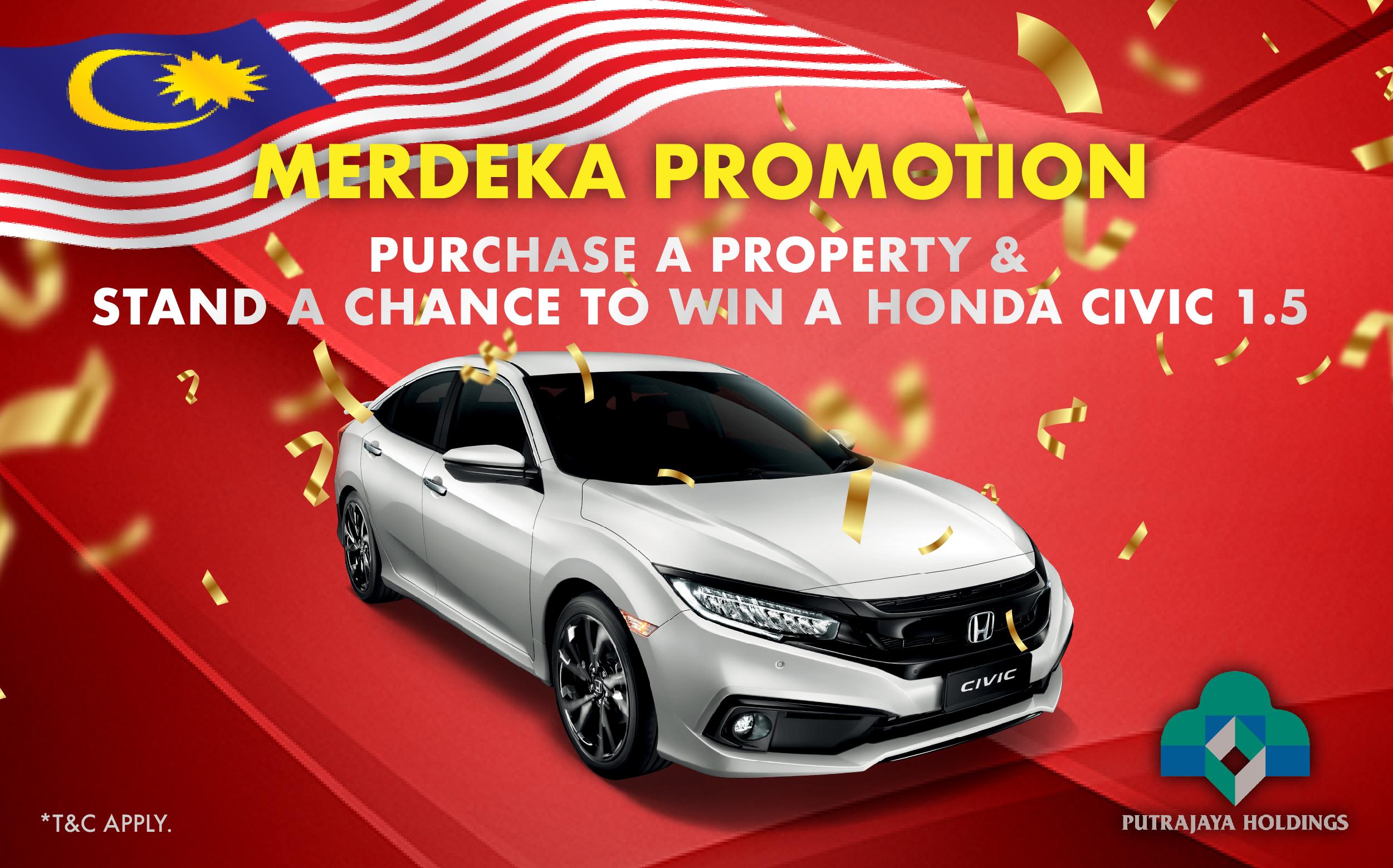 PjH Merdeka Promotion