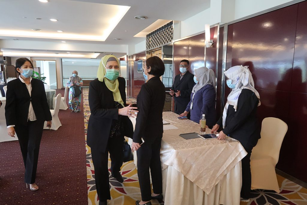 7 August 2020: The launch of PJH's Anti Bribery Management System at The Everly Putrajaya 28