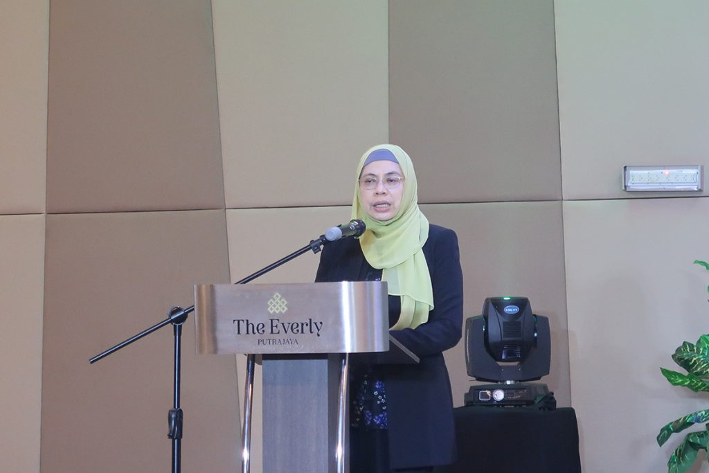 7 August 2020: The launch of PJH's Anti Bribery Management System at The Everly Putrajaya 24